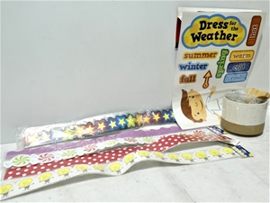 Bundle of Assorted Learning & Home Decor