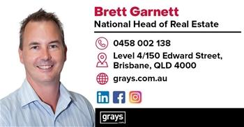 Brett Garnett