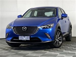 2017 Mazda CX-3 S TOURING DK Automatic W