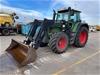 <p>2008 Fendt 413 Vario Cab Tractor</p>