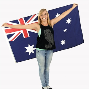 AUSTRALIAN AUSSIE AUSTRALIA FLAG 90x150c