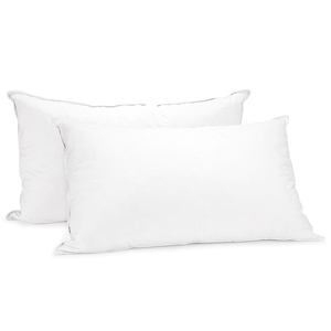 Duck Down Feather Pillow Twin Set - 1.3k