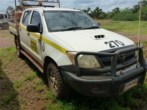 2008 Toyota Hilux