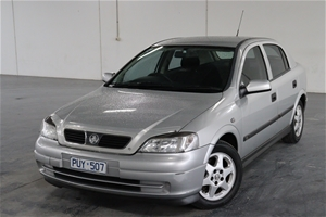 1999 Holden Astra CD TS Automatic,147239