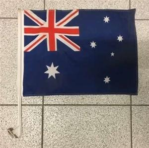 Box of Approx. 250 x Australian Flag (Si