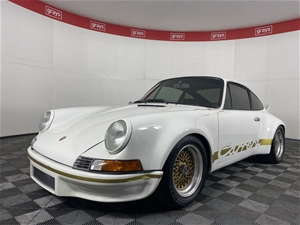 1971 Porsche 911 S - RSR Tribute