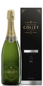 Collet Champagne Brut NV Gift Boxed (6 x