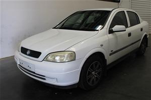 2004 Holden Astra City TS Automatic Seda
