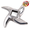 Unused Meat Mincer #12 - Knife