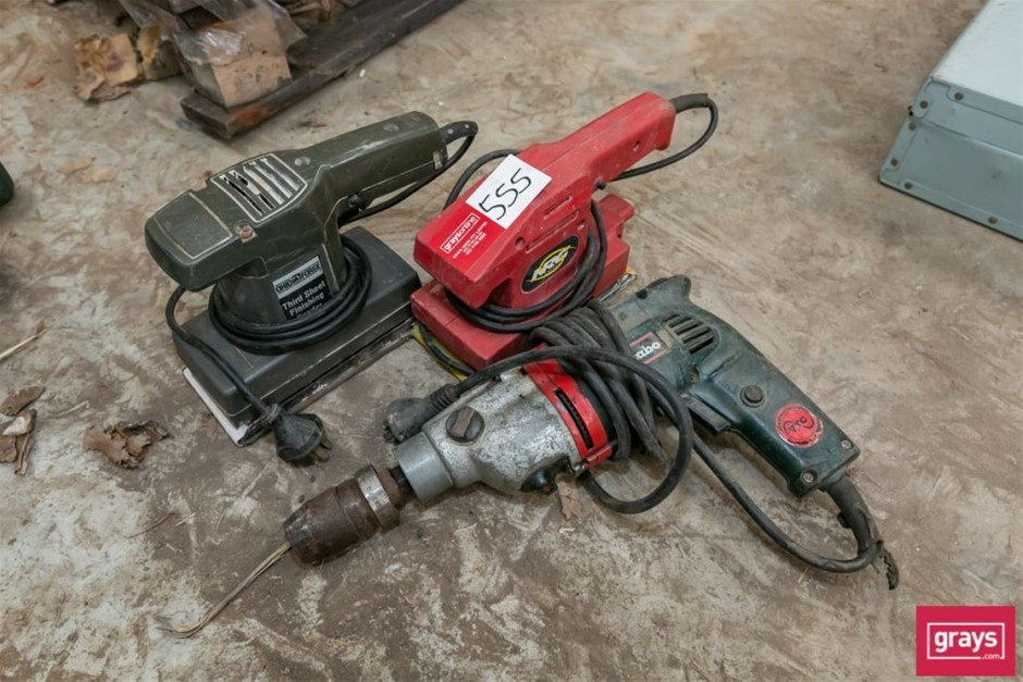 Assorted Power Tool
