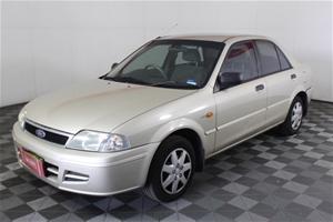 2001 Ford Laser LXi KQ Automatic Sedan