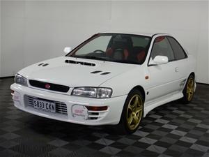 1998 Subaru Impreza WRX STI Manual Coupe