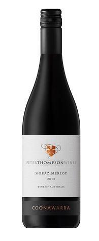 Peter Thompson Wines Shiraz Merlot 2018 (12 x 750mL) Coonawarra, SA