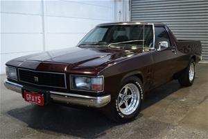 Holden Kingswood Manual Ute - Full resto