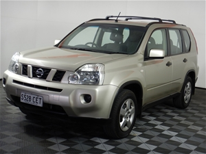 2008 Nissan X-Trail ST (4x4) T31 CVT Wag