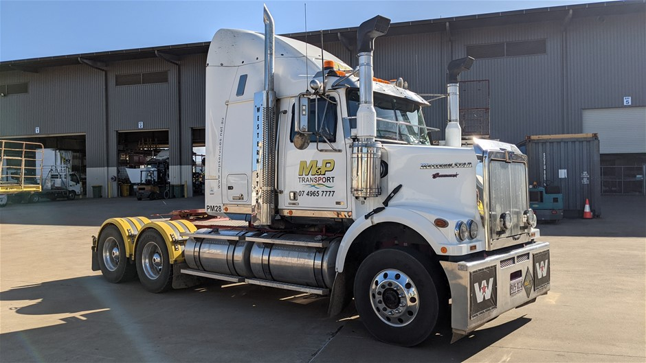 2017 Western Star Constellation 4864 FXB 6 x 4 Prime Mover Truck