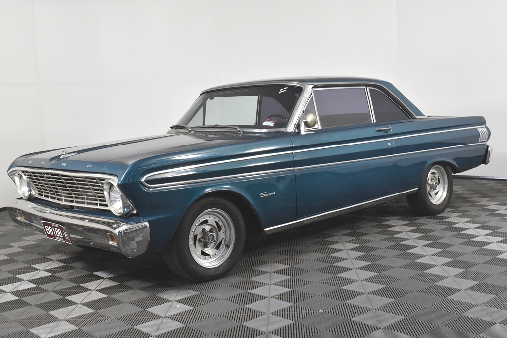 1964 Ford Falcon Sprint V8 (347ci Windsor Stroker) Automatic Coupe