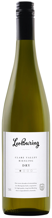 Leo Buring Eden Valley Dry Riesling 2020 (6x 750mL), SA