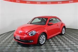2012 Volkswagen Beetle 118 TSI Manual Co