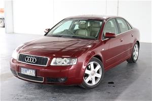 2005 Audi A4 2.4 B6 CVT Sedan
