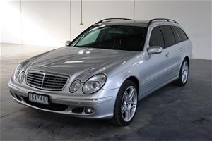 2005 Mercedes Benz E350 Elegance S211 Au