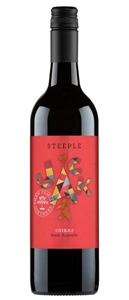 Steeple Jack Shiraz 2019 (6 x 750mL) Cur