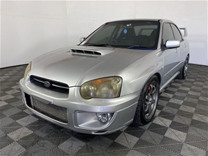 2003 Subaru Impreza GX (AWD) G2 Manual S