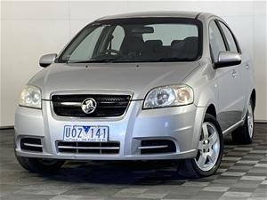 2007 Holden Barina TK Manual Sedan
