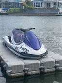2005 Yamaha Waverunner FX HO 160 3 Seater w/ Floating Dock