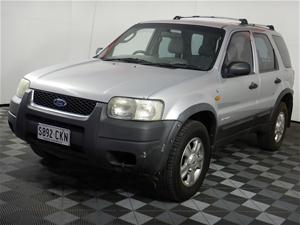 2001 Ford Escape XLT BA Automatic Wagon