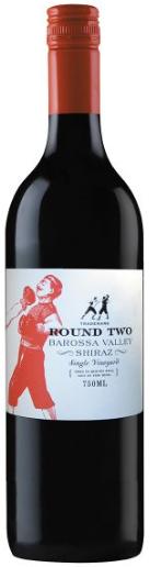 Round Two Single Vineyard Shiraz 2018 (12 x 750ml), Barossa Valley, SA.