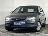 Unreserved 2006 Ford Focus CL LS Automatic Hatchback