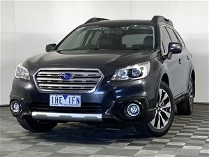 2016 Subaru Outback 2.0D Premium B6A Tur
