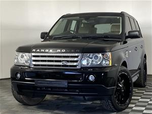 2009 Land Rover Range Rover Sport TDV6 T