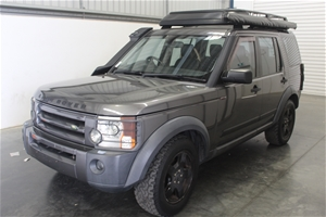 2005 Land Rover Discovery 3 SE Series II