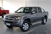 2010 Holden Colorado 4X2 LT-R 3.6 V6 RC Automatic