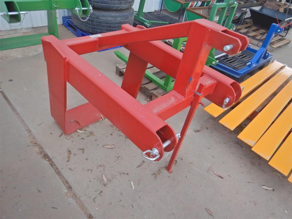 JCK Engineering Tractor Scraper (Renmark, SA)