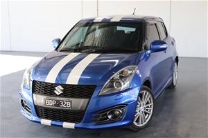 2012 Suzuki Swift Sport FZ CVT Hatchback