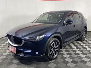 2017 Mazda CX-5 Akera KF Turbo Diesel Au