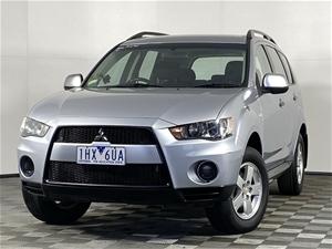 2011 Mitsubishi Outlander LS (FWD) ZH CV