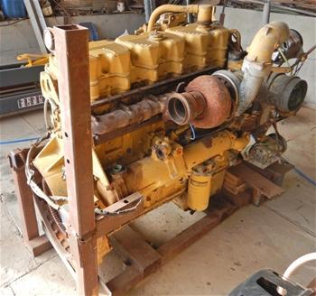 CAT 3406E Industrial Engine
