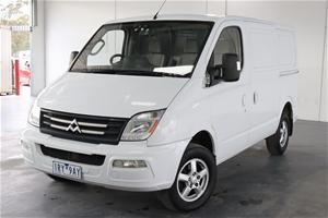 2013 LDV V80 Manual Van