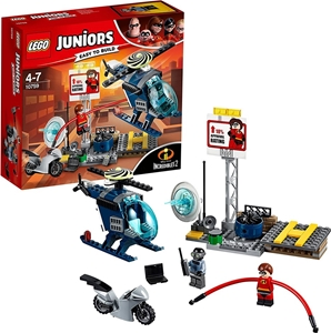 LEGO Juniors , 4+ The Incredibles 2 Elas