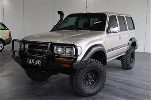 1992 Toyota Landcruiser GXL (4x4) HDJ80