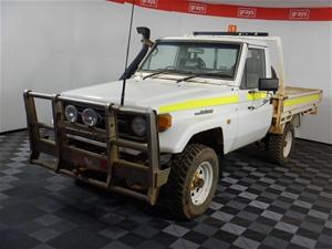 1996 Toyota Landcruiser (4x4) HZJ75 Manu