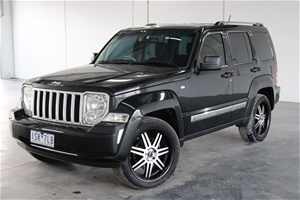 2009 Jeep Cherokee Limited (4x4) KK Turb