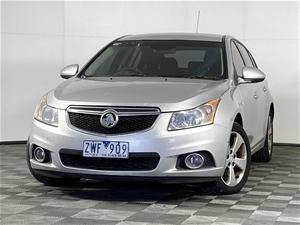 2013 Holden Cruze CD JH Turbo Diesel Aut