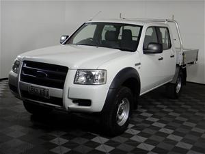 2008 Ford Ranger XL (4x4) PJ Turbo Diese
