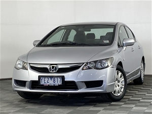 2011 Honda Civic VTi 8TH GEN Automatic S