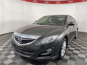 2012 Mazda 6 Touring GH Automatic Hatchb